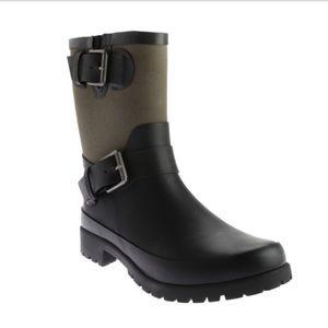 Ralph Lauren Mora II Rain Boots Green Size…